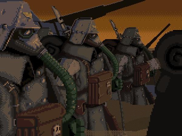 Империум, который построил ОН. Warhammer 40k, Стихи, Император защитит, Комиссар яррик, Ересь, И пусть галактика горит огнём, Гифка, Длиннопост