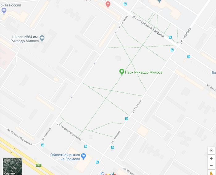 Шуточки от гугл карт Google Maps, Мемы, Рикардо милос, Длиннопост