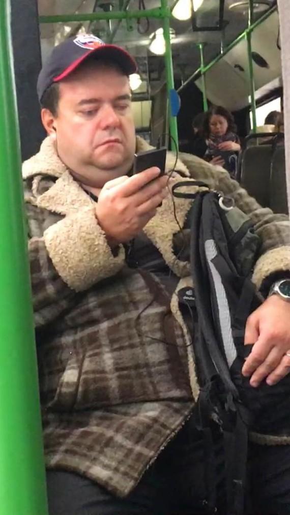 После бабушкиного компота Компот, Дмитрий Медведев, Денег нет но вы держитесь, Смешное