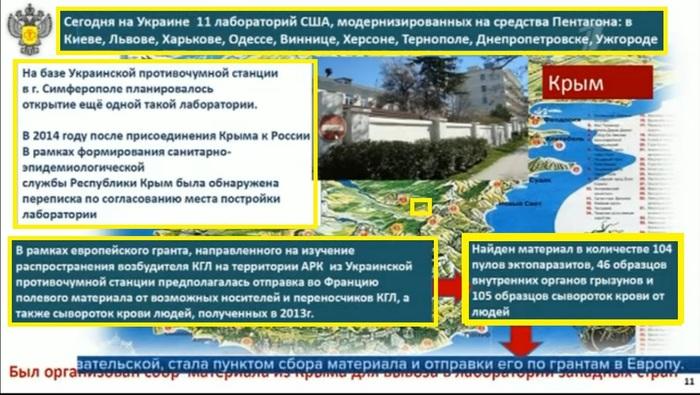 США планировали в Крыму био лабораторию на подобии как размещённая в Грузии и более 10 действующих в Украине Био, Паразиты, НАТО, Россия, Украина, Грузия, Киев, Харьков, Видео, Длиннопост
