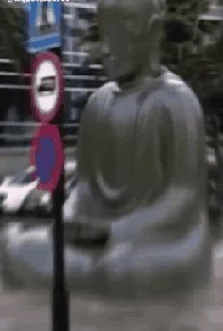 Будда покидает этот город
