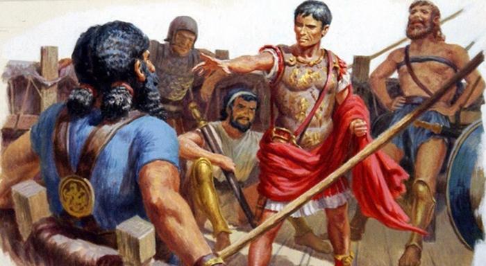 Пираты, Рим и ... (adn #10) Рим, Пираты, История, Истории, Веселье, Рассказ, Скриншот, ADN, Длиннопост