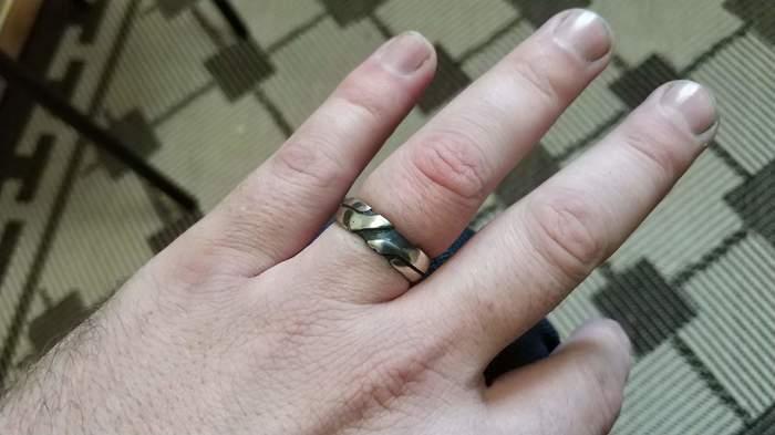 Квест с кольцом или заговор ювелиров Ювелирное дело, Литье, Своими руками, Кольцо, Длиннопост