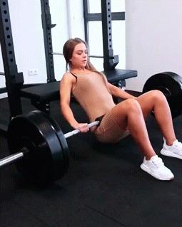 Фитнес-тренер из Нидерландов