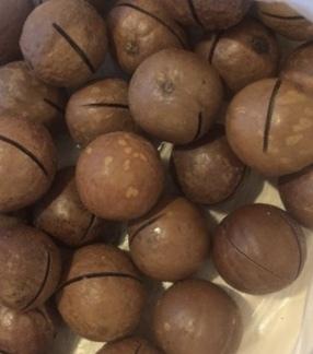 Настойка на скорлупе орехов макадамия Настойка, Скорлупа, Макадамия