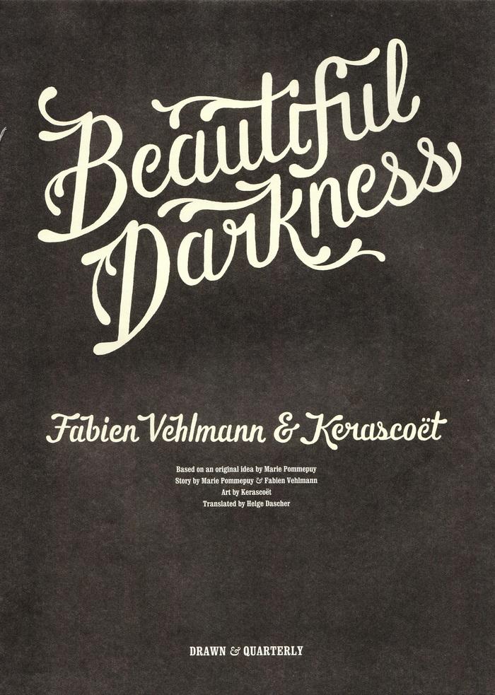 Прекрасная Тьма. Часть 1. Комиксы, Beautiful Darkness, Прекрасная Тьма, Перевод, Длиннопост