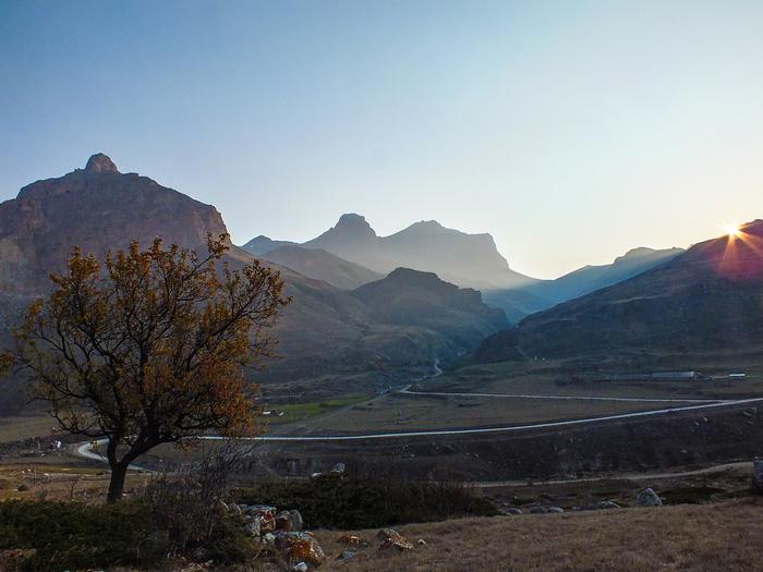 Поездка в Чегемское ущелье. Начинающий фотограф, Хочу критики, Эль-Тюбю, Кабардино балкария, Длиннопост