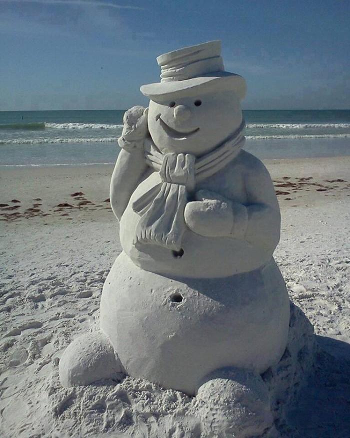 юморной снеговик картинки разу пожалела