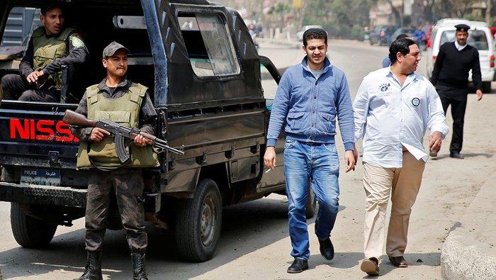 Спецслужбы Египта ликвидировали 40 террористов, готовивших атаки на Рождество Терроризм, Ликвидация, Египет, Борьба с терроризмом, Террористы, Служба безопасности