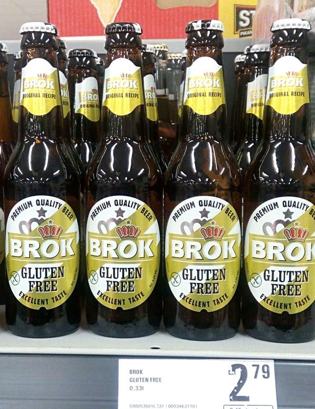 Пиво без глютена Польша, Глютен, Пиво, Напитки, Супермаркет, Алкоголь