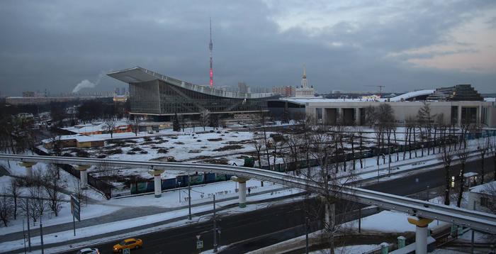 Белорусский сквер на ВДНХ вырубили за ночь Россия, Белорусский сквер, ВДНХ, Москва, Вырубка, Природопользование, Горелов