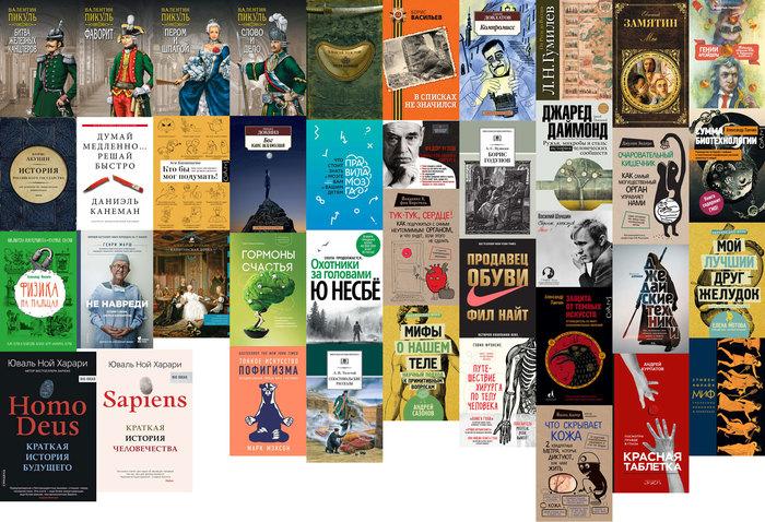 40 книг за год Книги, Аудиокниги, Ходьба, Длиннопост