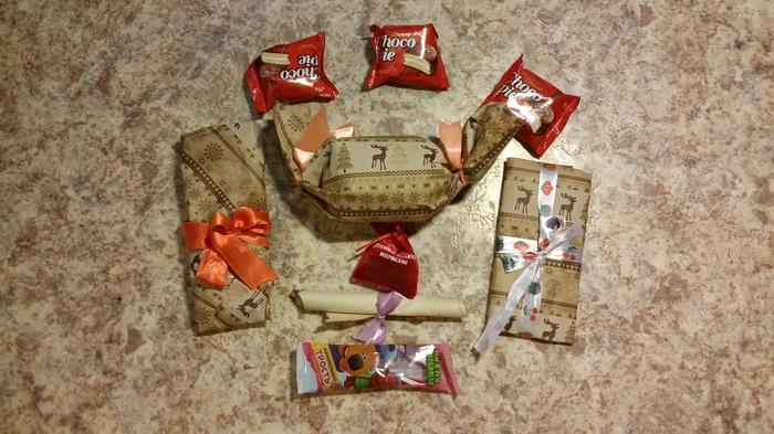 Спасибо Снегурочке из Ростова за такой приятный подарок Новый Год, Тайный Санта, Обмен подарками, Поросята, Видео, Длиннопост, Отчет по обмену подарками, Кот