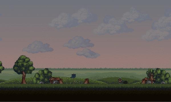 Дневник разработки Life is Hard №4 (патч 0.94) Длиннопост, Стратегия, Инди, Indie, Pixel Art, Пиксель, Разработка игр, Unity, Гифка