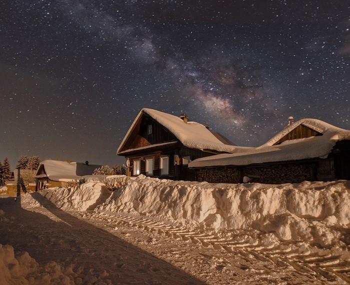 Звёздное небо и космос в картинках - Страница 3 1546179619165144195