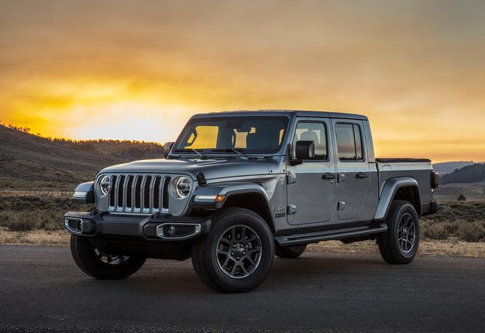 2020 Jeep Gladiator Джип, Авто, Новинки, Длиннопост
