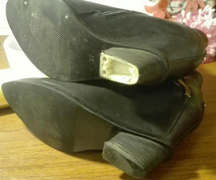 """Набойки и """"жидкая кожа"""" Ремонт обуви, Жидкая кожа, Набойки, Крем для обуви, Длиннопост"""