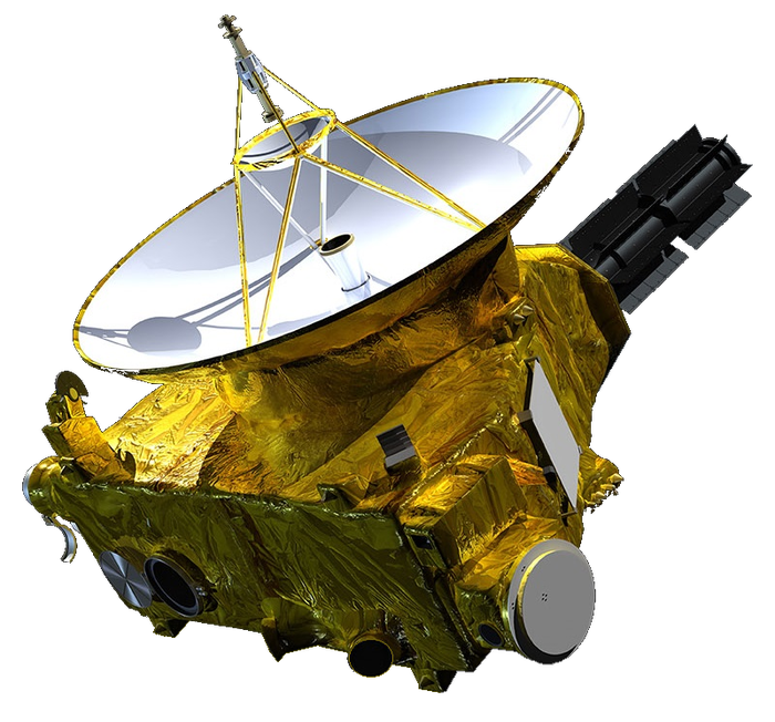 newest space probe - 800×746