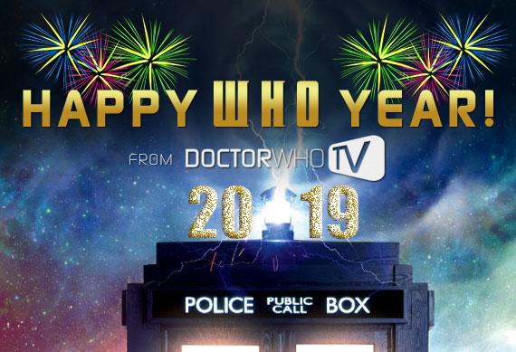 C Новым годом! Доктор Кто, Одиннадцатый Доктор, Тринадцатый Доктор, Далеки, Кибермены, Эми Понд, Новый Год, Длиннопост