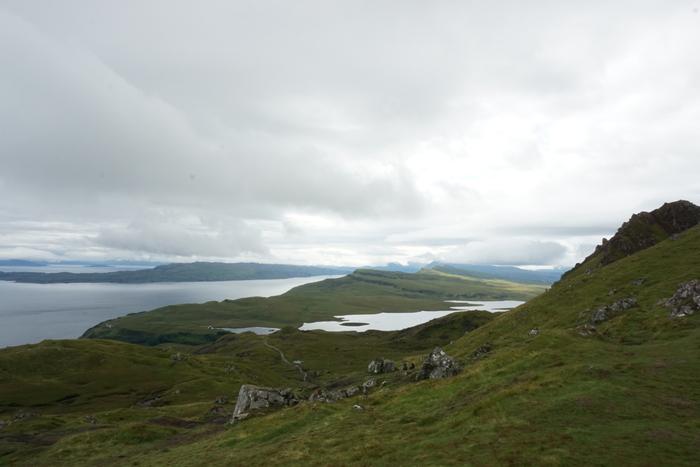 По Шотландии на автомобиле. День 3 Путешествия, Природа, Шотландия, Фотография, Красота природы, Зелень, Туман, Пейзаж, Длиннопост