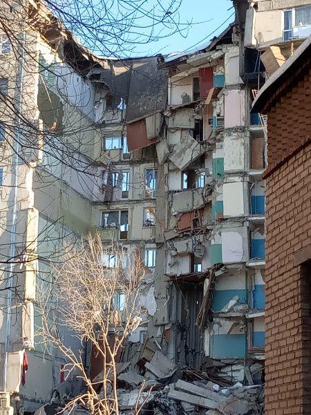 Магнитогорск Магнитогорск, Трагедия, Взрыв, Погибшие, Длиннопост, Без рейтинга