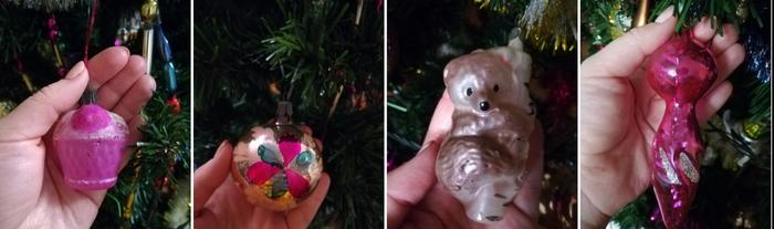 Новогодние игрушки Новогодняя елка, Елочные игрушки, Воспоминания