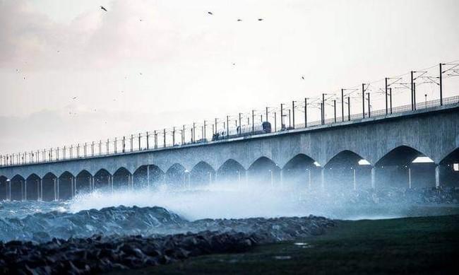 В Дании произошла железнодорожная катастрофа Дания, Катастрофа, Железнодорожная катастрофа