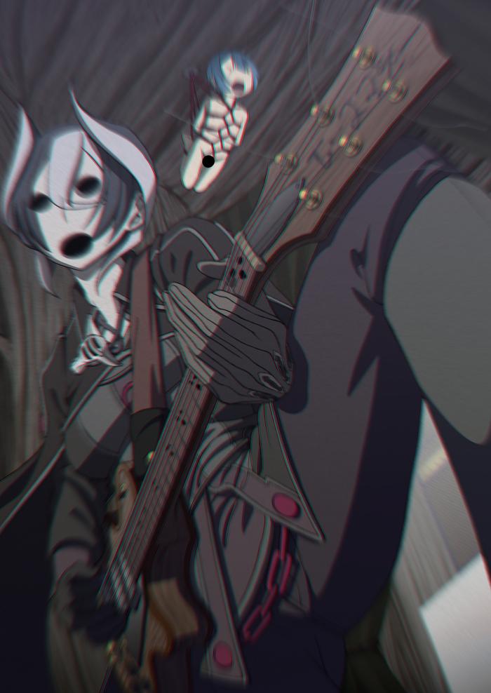 ОООО МОЯ ОБОРОНА! Made in Abyss, Ozen, Maruruk, Anime Art, Аниме, Арт, Shibari, Shinku P