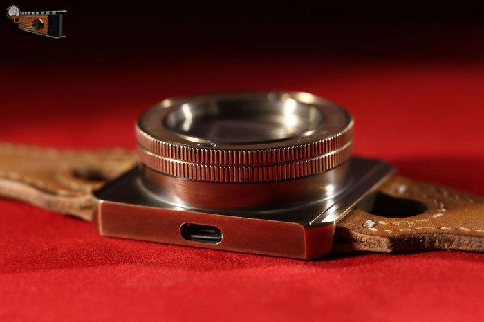 """Наручные часы """"PhotoTime"""" Стимпанк, Наручные часы, Самоделки, Видео, Длиннопост"""