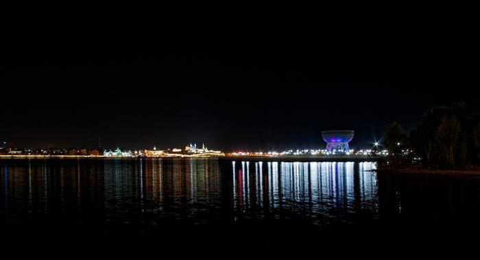 Ночная Казань Фотография, Ночная съемка, Казань, Ночь, Ночной город, Длиннопост