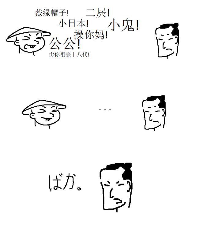 Когда в твоем языке всего одно ругательное слово Япония, Китай, Ругань