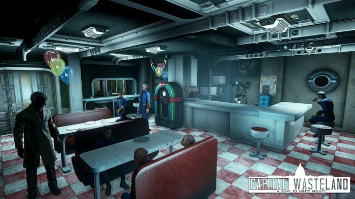 Проект Fallout 4: Capital Wasteland подал признаки жизни! Возможно было, Игры, Компьютерные игры, Fallout, Fallout 4, Fallout 3