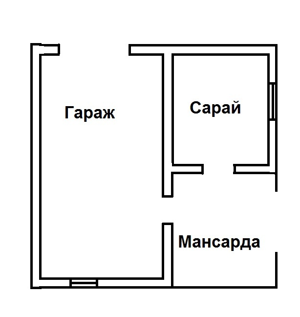 Строительство гаража-2 (Баня) Строительство, Гараж, Длиннопост