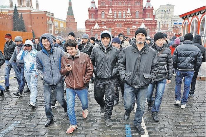В Москве 75% изнасилований совершают приезжие из стран Азии Мигранты, Москва, Длиннопост