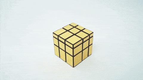 Интерпретация Кубика Рубика