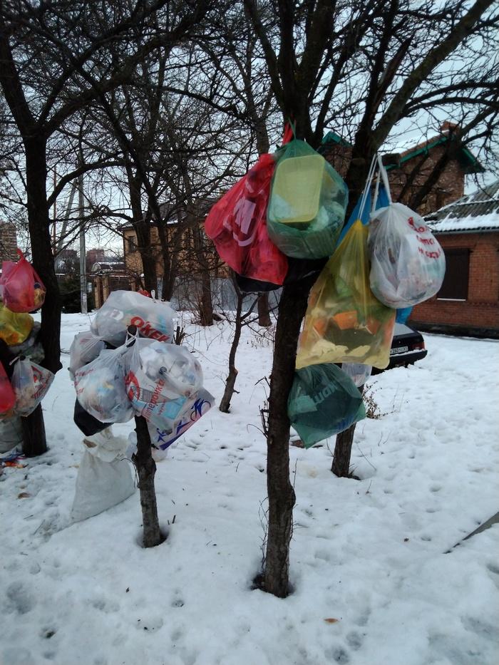 Да что вы знаете о новогоднем украшении деревьев? Новый Год, Красота, Сарказм, Мусор, Длиннопост