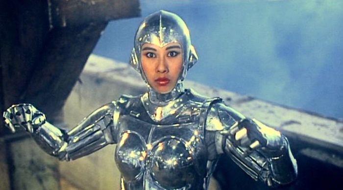 Китайский Робокоп Робокоп, Китай, Фильмы, Видео, Длиннопост