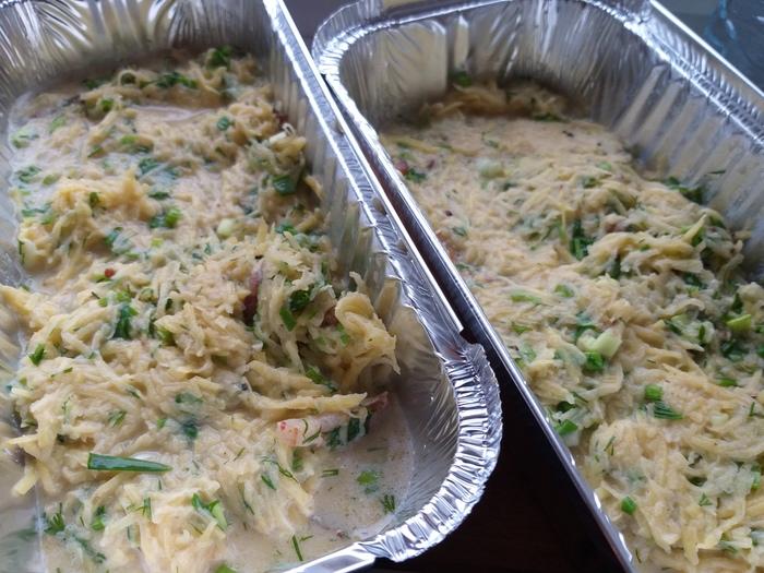 КАртофельная запенка по Прибалтийски.  В гриле, но можно и духовке. Еда, Картофель, Кухня, Длиннопост