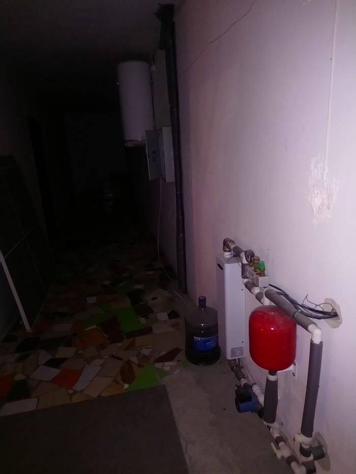 Зачем занимать место в квартире, если есть подъезд? Отопление, Горячая вода, Длиннопост
