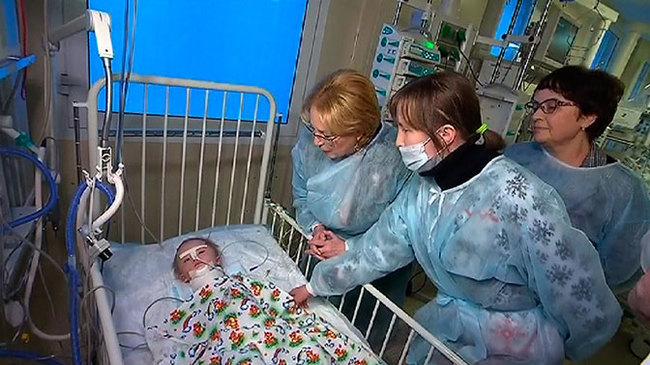 Спасенный в Магнитогорске десятимесячный Ваня пришел в сознание Общество, Трагедия, Магнитогорск, Дети, Здравоохранение, Скворцова, Tvzvezdaru, Мальчик