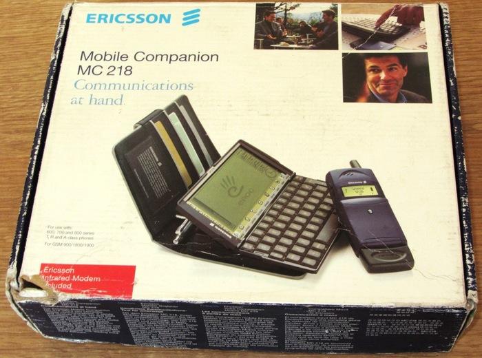 Легенда 90-х! Клавиатурный карманный КПК 1999 года Ericsson MC218 он же Psion 5MX Psion, Ericsson mc218, КПК, Epoc, Symbian, Раритет, Гаджеты 90-х, Длиннопост