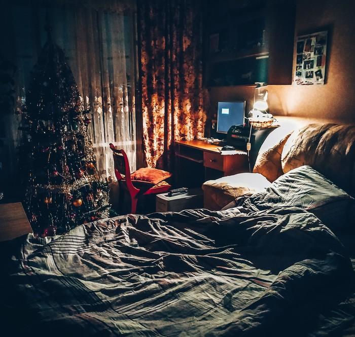 Немного уюта в этот морозный вечер