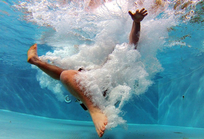 """Как я """"научился"""" плавать. Учеба, Плавание, Талант, Результат, Длиннопост"""
