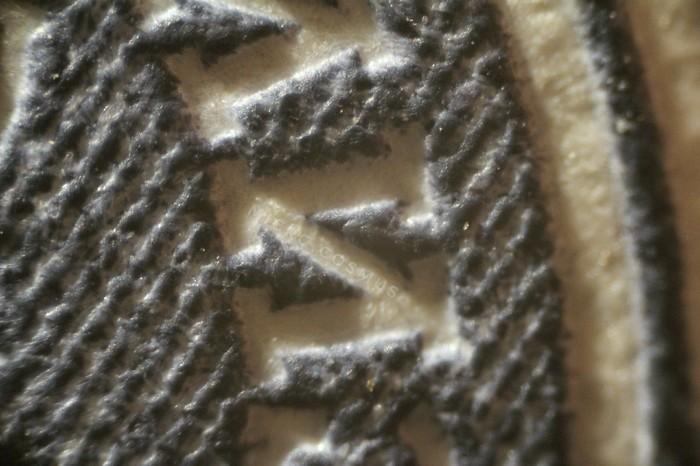 Деньги под микроскопом Микроскоп, Микросъёмка, Деньги, 1000, Длиннопост