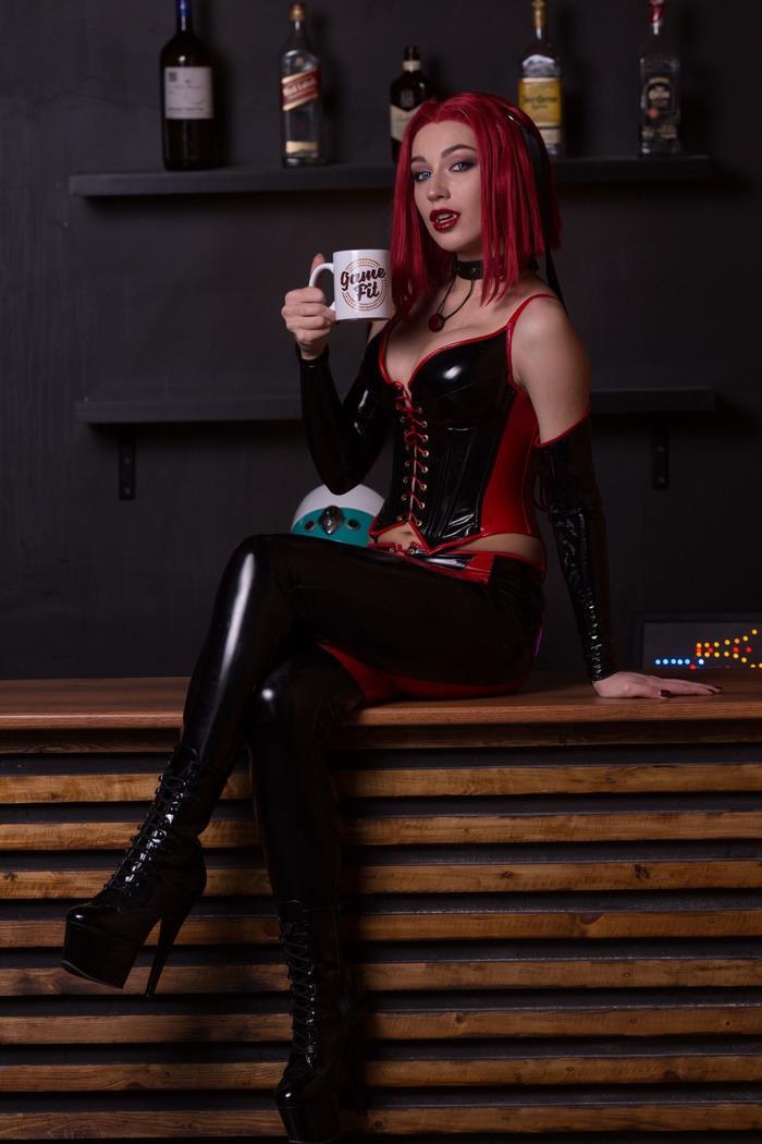 BloodeRayne от нашей подруги. Красивая девушка, Косплей, Gamefit, Bloodrayne, Длиннопост