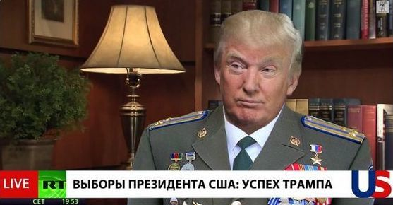 ФЛАГ СССР подняли на выступление Трампа Общество, Политика, США, СССР, Флаг, Трамп, Coub, Выступление, Юмор