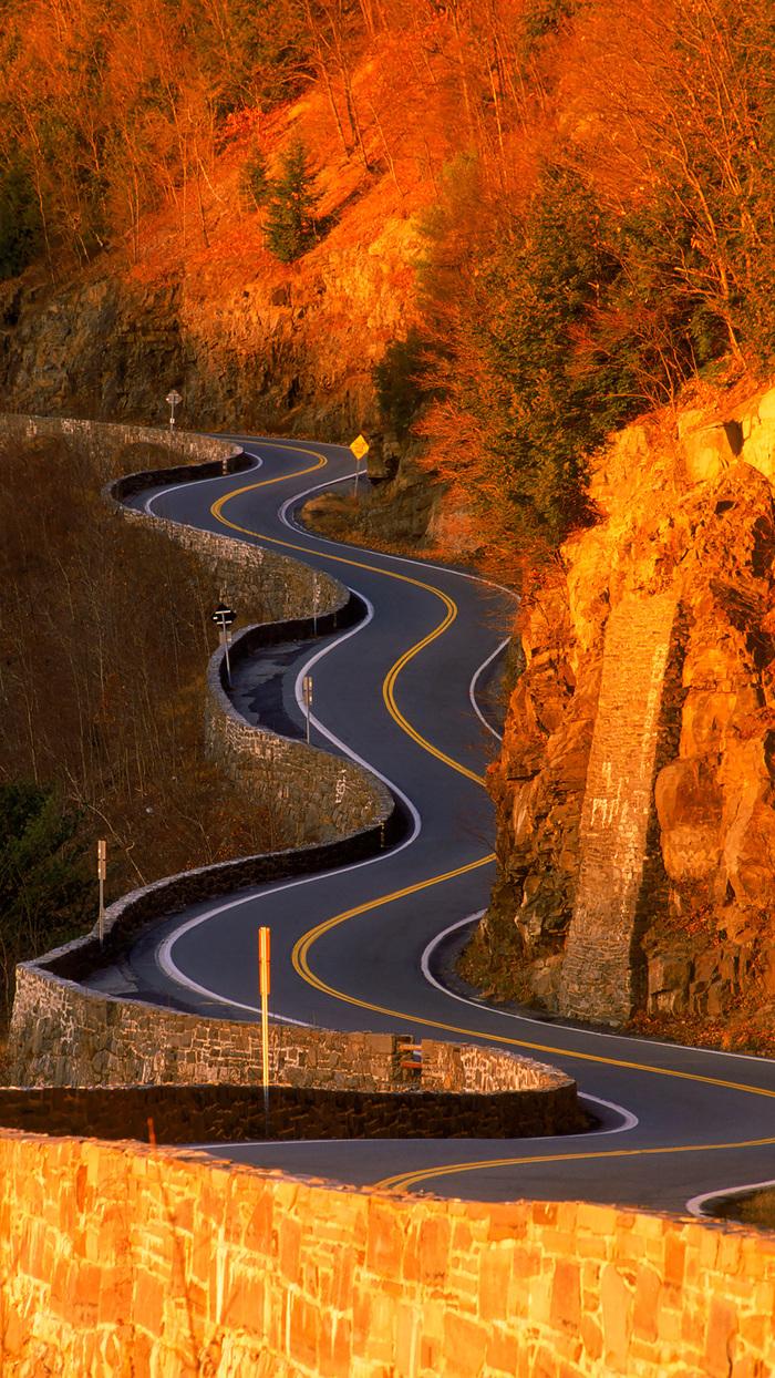 Горное шоссе