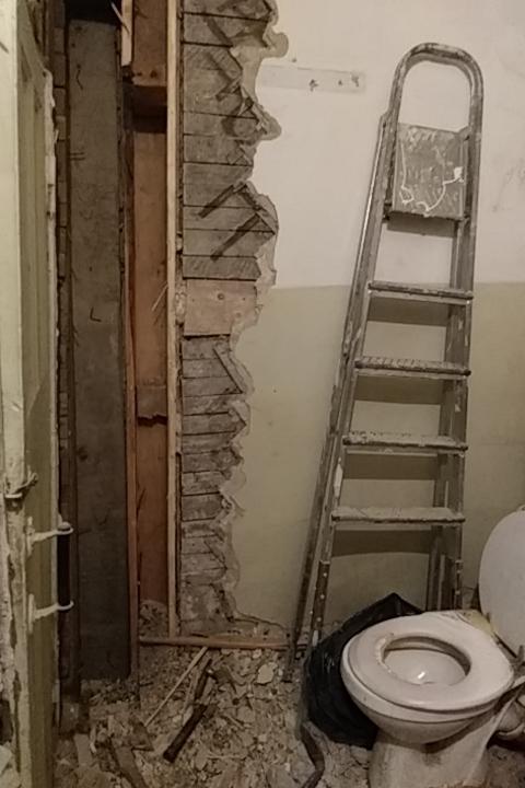 Ремонт ванной Ремонт, Ванная, Длиннопост