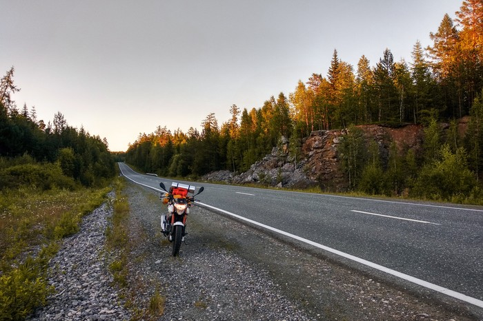 Северный Урал Мото, Мотоциклы, Мотопутешествие, Stels Flame 200, Урал, Пейзаж, Природа, Путешествия