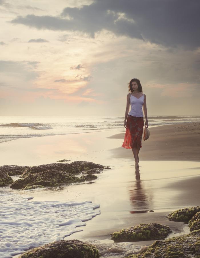 Морские зарисовки Давида Дубницкого Давид Дубницкий, Фотография, Море, Красивая девушка, Пейзаж, Длиннопост